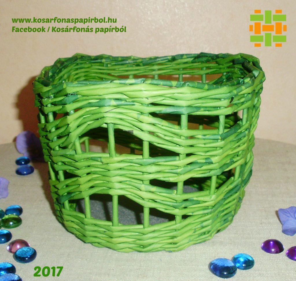 zöld szellőske